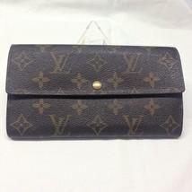 Louis Vuitton Monogram Wallet - japan - $272.25