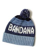 Kapital 5G IDG SKI knit CAP BANDANA logo Made in Japan - $179.99