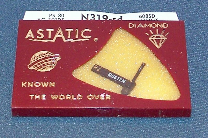 Motorola 56C63211A01-1 PHONOGRAPH RECORD NEEDLE STYLUS fits EV 194 367-DS73