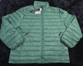 NWT NEW WEATHERPROOF 32 DEGREE Heat Mens Full Zip Packble  COAT JACKET L... - $67.55