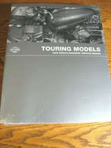 2009 Harley-Davidson Touring Service Manual, Electra Glide Road King New In Wrap - $147.51