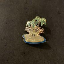 Hard Rock Cafe HRC Pin  Nassau Bahamas Palm Tree Beach - $9.99