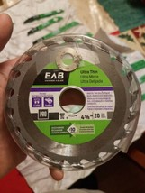 Exchange-a-Blade 4 3/8 20 Tooth Ulta Thin Por Saw Blade - $28.99