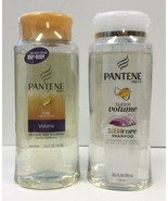 (New) Pantene Pro-V Sheer Volume and Fine Volume Shampoo Set - $30.68