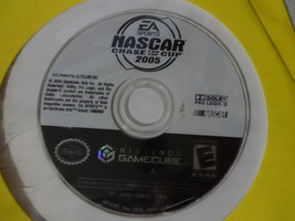 EUC  NASCAR 2005 - Nintendo Gamecube Disc Only Free Ship - $10.88