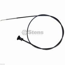 "290-633 STENS 64"" Choke Cable Cub Cadet RZT50 RZT54 MTD 17ADACP004 17AE2... - $18.89"
