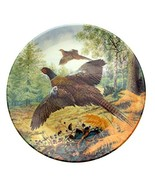 Braithwaite Game Bird Collection Plate - Pheasants in Flight - $29.38