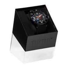 Tintin Moon Rocket watch Large 82237 Official Moulinsart product image 2