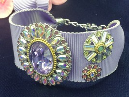 Authentic Swan Signed Swarovski Regency Bracelet 1128005 - $70.00