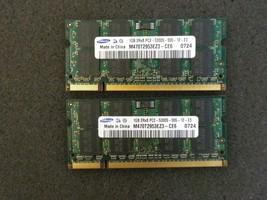 2GB 2x1GB PC2-5300S DDR2 SODIMM iMac MacBook Mac mini Memory MA369G/A MA751G/A