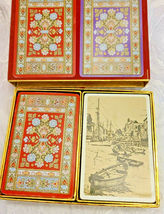 Vintage Advertising Good Year Dual Deck  By Congress  Playing Cards image 3