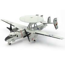 Academy 12623 USN E-2C VAW-113 Black Eagles Plastic Hobby Model Kit Plam... - $46.04