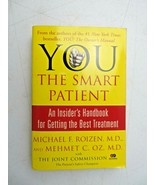 YOU - The Smart Patient by Dr. Oz, and Dr. Roizen 2006 PB book - $5.00