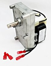 Vogelzang 1 RPM W/Hole Counter Clockwise Auger Feed Motor Part # 80488! - $63.99