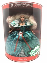 NIB Vintage 1995 Mattel Special Edition Happy Holiday Barbie - $37.40