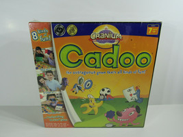 Cranium Cadoo Board Game For Kids Complete Brand New Sealed 2001 - $15.83
