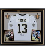 Michael Thomas Autographed Jersey Framed $495 New Orleans Saints - $495.00