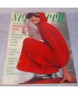 Seventeen Teen Fashion Magazine December 1969 Christmas Issue - $19.95