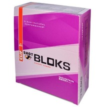 Clifbar Clif Shot Bloks Mountain Berry, One Size - $65.73 CAD