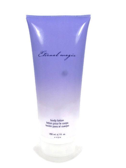Set of 2 Avon Eternal Magic Body Lotion & Shower Gel 6.7 Fl Oz NEW