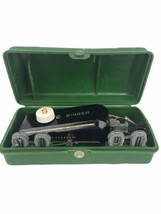 Vintage Singer Buttonholer With Attachments And Box - $23.02