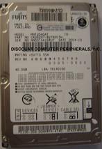 """NEW MHT2040AT Fujitsu 40GB 2.5"""" 9.5MM IDE 44PIN Hard Drive Our Drives Work"""