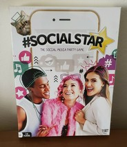 #Socialstar - The Social Media Party Game - $14.84