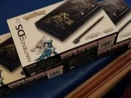 Nintendo DS lite Special Edition Pokemon  Black Console  FREE SHIPPING - $130.89