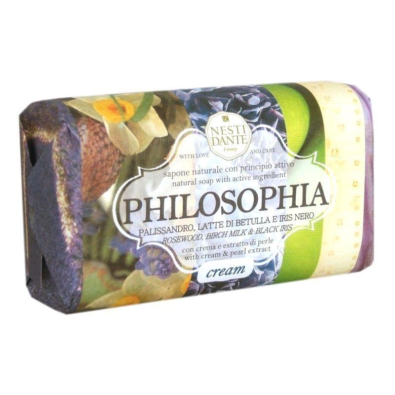 Nesti Dante Philosophia Cream & Pearls Bar Soap 8.8oz