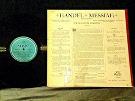 Handel ‎– Messiah Highlights AA-191763 Vintage Collectible image 6