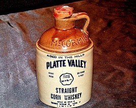 Wiskey Jug AA18-1357 Vintage McCormick U.S.A. 166-1972Decanter