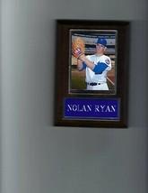 Nolan Ryan Plaque Baseball New York Mets Ny Mlb - $2.86