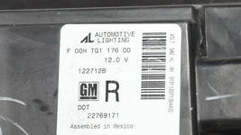 2011 2012 2013 2014 2015 Chevy Chevrolet Volt Headlight Lamp Passenger Right RH image 6