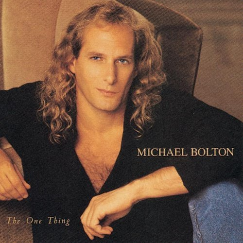 One Thing [Audio CD] Bolton, Michael