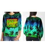 Rasta Reggae SWEATSHIRT WOMEN - $40.99+