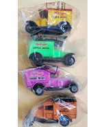 1990's Set of 4 Kellogg's Cereal Promo Mail in Die Cast Matchbox Deliver... - $12.95
