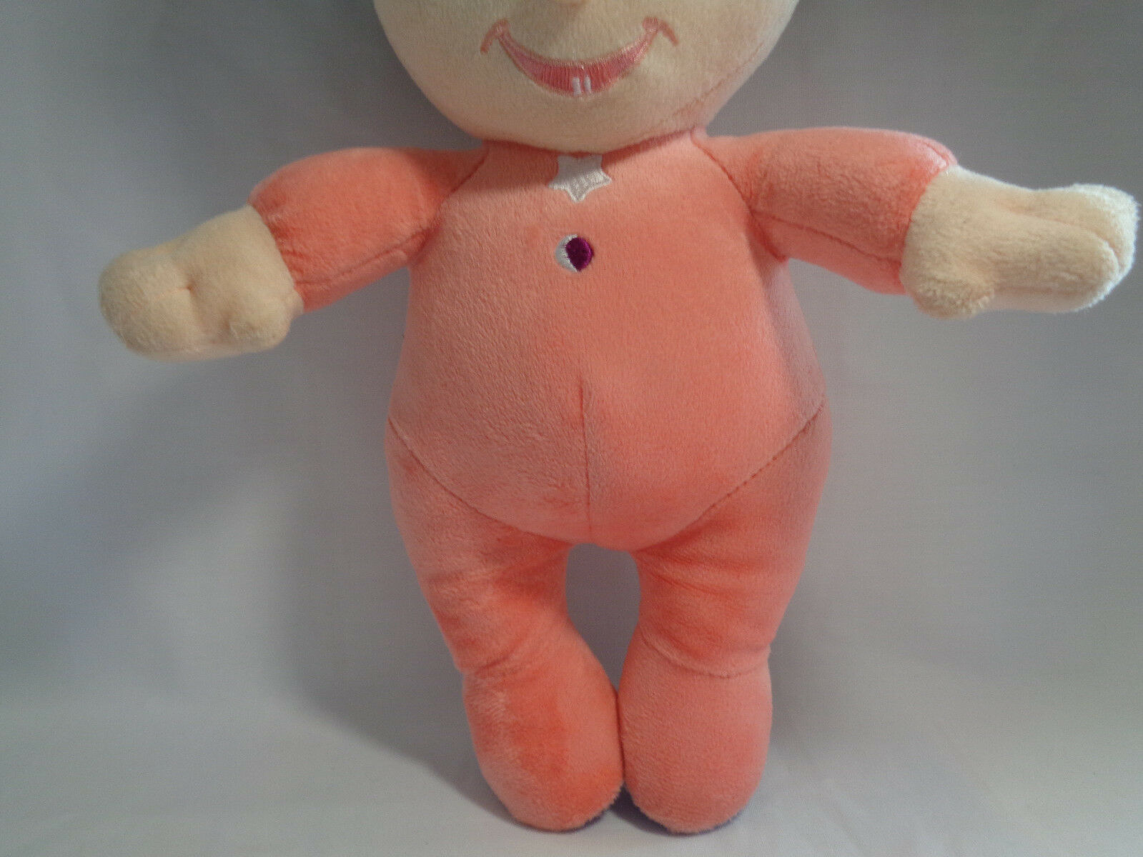 Disney Babies Monsters Inc Baby Boo Soft Plush Doll 12""