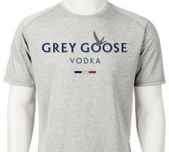 Grey Goose Dri Fit graphic T-shirt moisture wicking graphic UPF + 50 Sun Shirt image 2