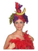 Rubie's Unisex-Adult's Standard Carmen Miranda Hat, Multicolor, One Size - $49.75