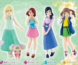 BANDAI Healin' Good Pretty Cure Precure Cutie Figure Doll 4 Kind set New - $163.99