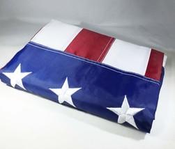 American Flag National Flag United State Flag USA Flag Star Spangle Embr... - $32.07