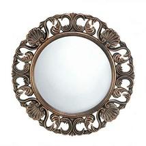 Accent Plus Heirloom Round Wall Mirror 19.87x0.5x19.87 - $69.34