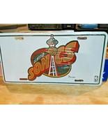 Vintage 1994 Seattle Sonics Metal Car/Truck License Plate Sealed - $11.87