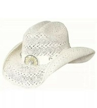 New ITCHYGOONIE Western Cowboy Hat made by Bullhide/MonteCarlo Hat Size ... - $39.59