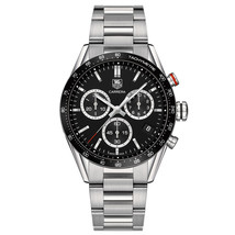 Tag Heuer Men's CV1A10.BA0799 Carrera SE Chronograph Stainless Steel Watch - $2,655.67