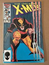 Uncanny X-Men 1st Series #207 1986 VF Condition Wolverine Marvel Comic Book - $8.99