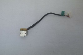 HP Notebook 15-BA083NR DC IN Cable, 799736-S57 - $9.90