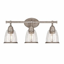 Westinghouse  6350800 North Shore Three-Light Indoor Wall Fixture, Weathered - $141.00