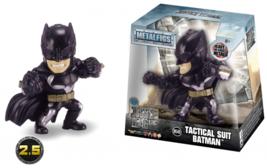 """Justice League Metalfigs Tactical Suit Batman M540 2.5"""" Figure Jada - $9.00"""