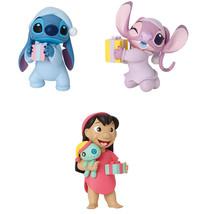 Japan Exclusive Lilo & Stitch Christmas Ornament Set, 2020 Disney Orname... - $37.99